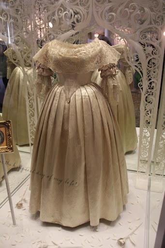 Queen Victoria Wedding Dress Kensington Palace Exhibition revie...
